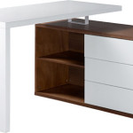 Computer Desk Modern Home Office Products Other Metro Akeny