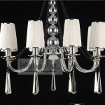 Contemporary Crystal Chandelier Lighting Led
