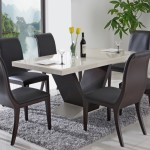 Contemporary Dining Table For Modern Kitchen