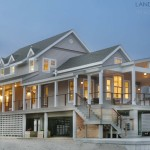 Contemporary Eclectic Modern Traditional Asian Beach Style Craftsman