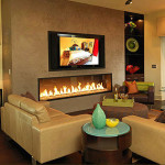 Contemporary Fireplace Design Cool Decorating Ideas For Living
