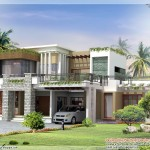 Contemporary Home Designs Kerala
