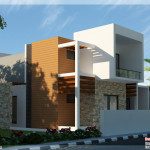 Contemporary Home Designs Kerala Design And Floor Plans