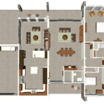 Contemporary House Plan Free Modern The Site
