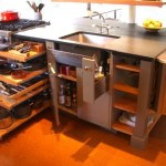 Contemporary Kitchen Island Actual Size Good Use Space