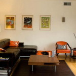 Contemporary Living Room Art Furniture For