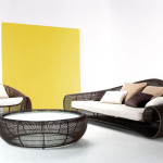 Contemporary Living Room Furniture Design Croissant Series Kenneth