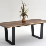 Contemporary Rustic Furniture Dining Table