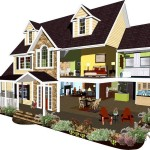 Cool And Big Virtual House Design Online Free Home