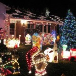 Cool And Fresh Ideas For Christmas Outdoor Decorations Design