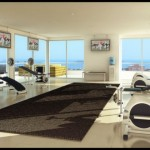 Cool And Functional Home Gym Design Tips Pictures General