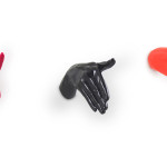 Cool And Modern Hand Wall Hooks