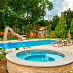 Cool Backyard Pool Design Ideas For Summer Time