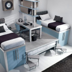 Cool Bunk Beds And Lofts Ideas For Teenagers Room