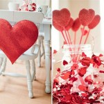 Cool Heart Decorations For Valentine Day Home Design And