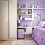 Cool Ideas For Small Bedrooms Purple