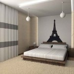 Cool Paris Themed Bedroom Design Ever Get Own Room