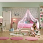 Cool Pink Bedroom Design Ideas For Girls