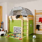 Cool Room Designs Wooden Furniture From Team Bed