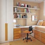 Cool Small Bedroom Ideas Learning Desk