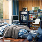 Cool Teenage Boy Rooms The Style Younger Age Luxury Home Decor