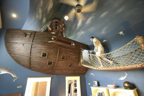 Coolest Bed Ever Want