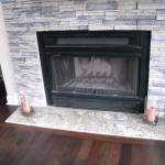 Coppolino Construction Inc Stone Veneer Fireplace