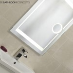 Corona Designer Backlit Illuminated Bathroom Mirror Mlb