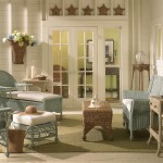 Cottage Home Decorating Your Wicker Furniture