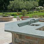 Countertops Kitchen Outdoor Bars And Grills Kitchens