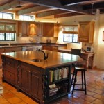 Country Home Design Ideas Living Room And Kitchen