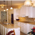 Country Kitchen Ideas White Cabinets Design