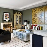 Country Living Refined Eclectisism Madrid Penthouse Eclectic Style