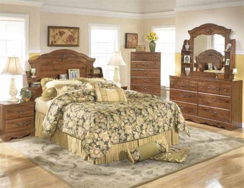 Country Style Bedrooms Decorating Idea Design And Bedroom