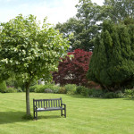 Court Dovecote View The Gardens Shipton Cotswold Luxury