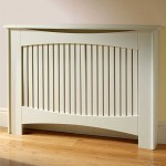 Covers Protecting And Beautifying White Wood Radiator