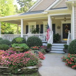 Cozy Landscape Ideas For Front House