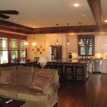 Craftsman Bungalow Remodel Style Living Rooms