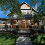 Craftsman Bungalow Style Exterior Home Future Wish List