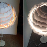 Crazy Lamps Built Unlikely Materials