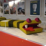 Crazy Reptile Couch