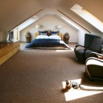 Creative Attic Bedroom Designs Pictures
