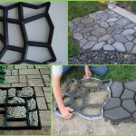 Creative Garden Paths Things Diy Projects