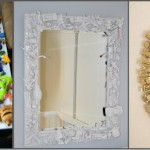 Creative Ideas Decorate Your Mirror Using Toys