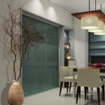 Creative Lighting Design For Small Dining Room Wall