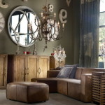 Creative Vintage Home Rooms Designs Timothy Oulton