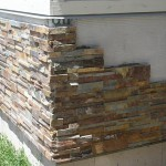 Cultured Stone Veneer Homes Installation