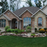 Curb Appeal Lawn Designing Outdoor Living Area