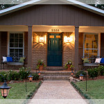 Curb Appeal Makeover Under