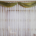 Curtains Online Curtain Pelmet Eyelet Sheer